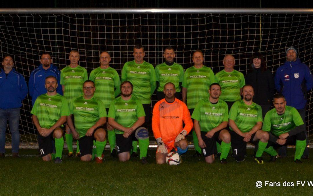 Wir unterstützen den Fußballverein Wolkenburg e.V. mit neuen Trikots