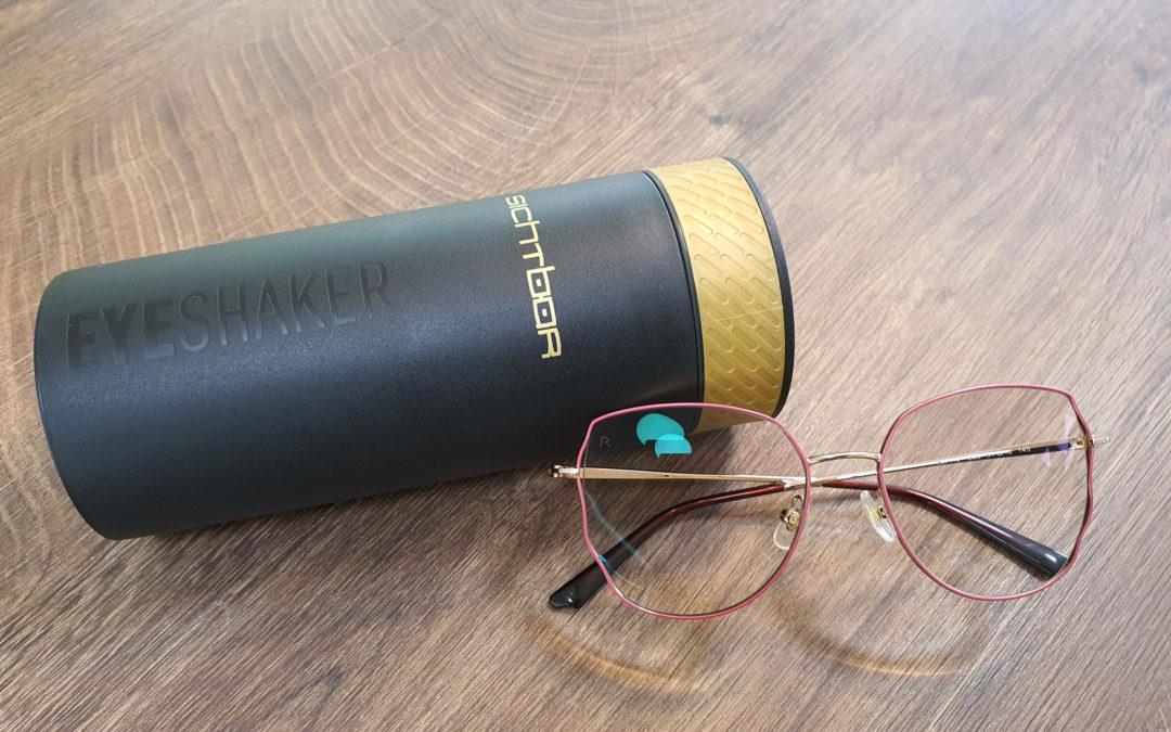 Geschenkidee für Brillenfans: Der Eyeshaker!