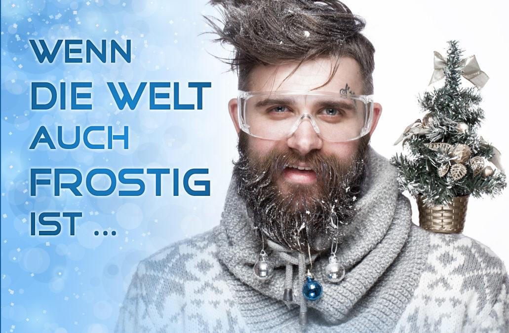 Augenoptik sichtbar wünscht frohe Weihnachten!